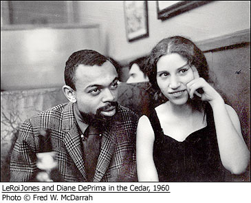 an overview of the dutchman a play by imamu baraka Amiri baraka's dutchman, composed in the early 1960s near the beginning of the author's involvement with the black nationalist movement, was his final major work under the name of leroi jones.